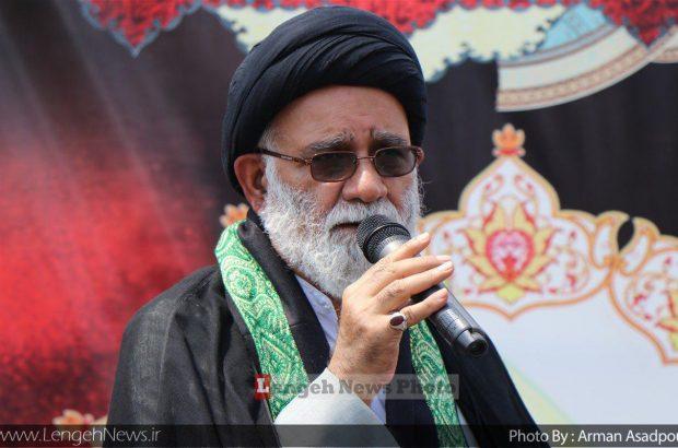 انتقاد آیت الله رکنی از برگزاری کنسرت در شب عزای عمومی در بندرعباس