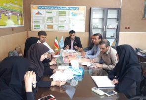 جلسه هم اندیشی در خصوص تدوین برنامه ها و برگزاری هفته سلامت در شبکه بهداشت و درمان بندرلنگه برگزار شد.