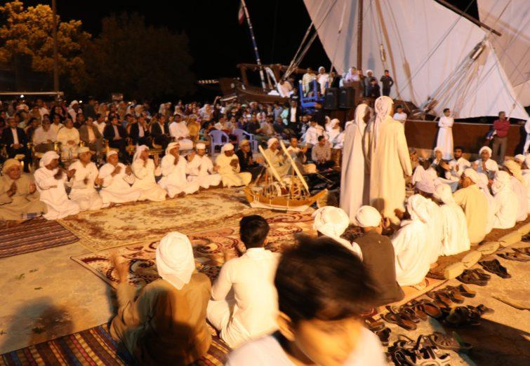 جشنواره نوروزی بندرتاریخی کنگ