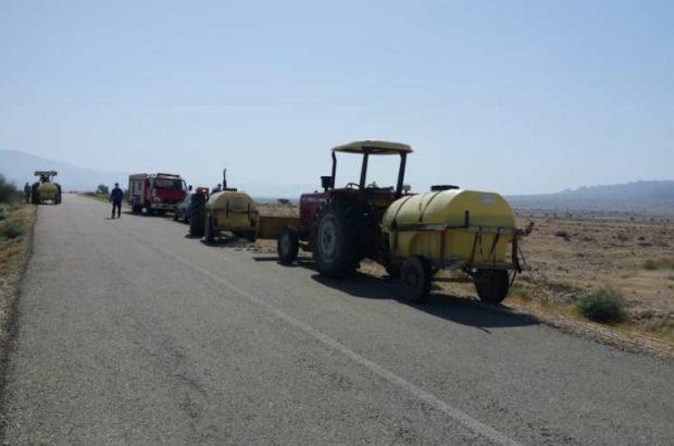 تاکنون خسارتی در خصوص ریزش ملخ به مراتع و زمین های کشاورزی شهرستان وارد نشده