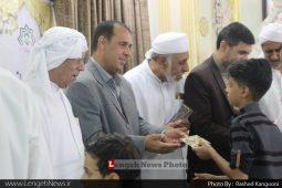مراسم تجليل از قران آموزان تابستان ٩٨ در مسجد كويتي بندركنگ