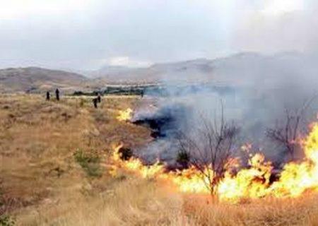 مهار ۱۷ فقره آتش سوزی در بندر لنگه طی شش ماه اخیر