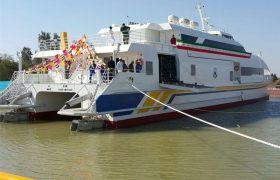 خط مسافربری دبی به بندرلنگه فعالیت خود را از سرمیگیرد