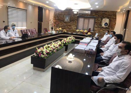 دکتر محمد جانباز مدیرکل دامپزشکی استان هرمزگان از بازدید ویدئویی دامپزشکی و گمرک کشور چین از کارگاه های عمل آوری و بسته بندی طرف قرارداد در ایران خبر داد.