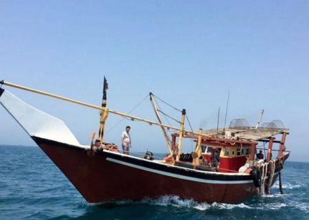 سرقت یک فروند لنج صیادی در اسکله بندر کنگ