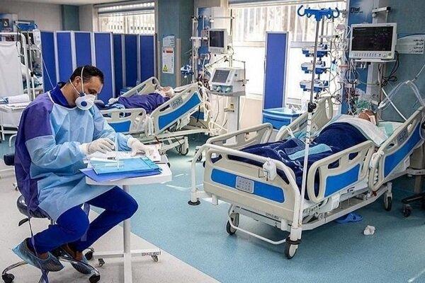 ضریب اشغال تخت بخش های کووید در بیمارستان شهدای بندرلنگه ۹۰ درصد است