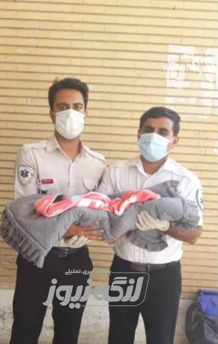 تولد یک نوزاد در آمبولانس اورژانس ۱۱۵