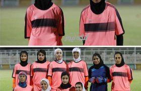 چهار دختر فوتبالیست بندرلنگه به تیم شهرداری بندرعباس پیوستند