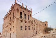قلعه مغویه (شیخ سلطان المرزوقی) بندرلنگه دیگر استوار نیست