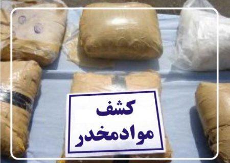 کشف ۶۰۰ کیلو گرم مواد مخدر توسط سربازان گمنام امام زمان (عج) در بندرلنگه