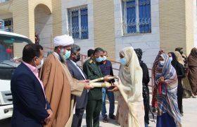 ۴۲ سری جهیزیه به نوعروسان تحت حمایت کمیته امداد امام خمینی ( ره) شهرستان بندر لنگه اهدا شد.