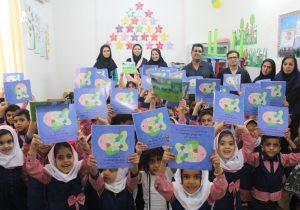 فرهنگ سازی حفاظت از محیط زیست دریایی با استفاده از الگوهای نقاشی رنگ آمیزی برای کودکان