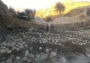 پایان مرحله نخست طرح آبخیزداری حوزه انجیره در بندرلنگه