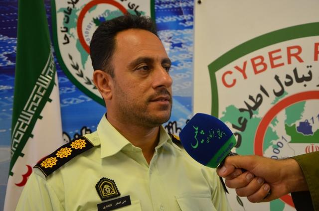 دستگیری عاملین انتشار کلیپ اکاذیب نسبت به یکی از سازمان های دولتی در بندرلنگه