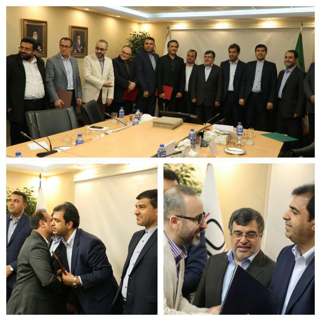 برای نخستین بار دو نیروی هرمزگانی به عنوان مدیرعامل و عضو موظف هیئت مدیره منطقه ویژه اقتصادی پارسیان منصوب و معرفی شدند.