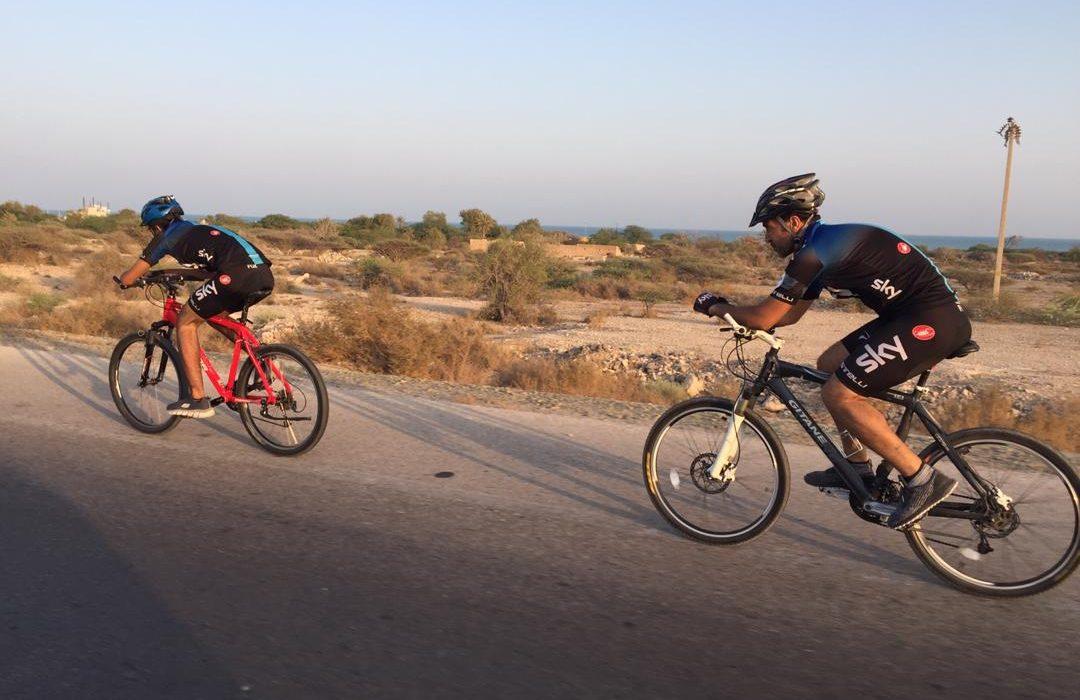 مسابقه دوچرخه سواری در بندرلنگه با معرفی نفرات برتر به کار خود پایان داد