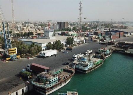 رشد ۹۱ درصدی عملیات تخلیه و بارگیری و افزایش ۱۷۲ درصدی صادرات کالاهای نفتی و غیرنفتی