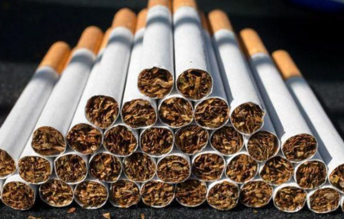 سیگار های قاچاق در توقیف پلیس بندرلنگه