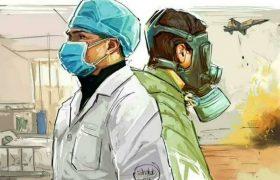 کادر بهداشت و درمان توان پذیرایی از شما را ندارند