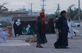 واقعه بزرگ غدیر در بندرلنگه بازسازی شد+ تصاویر