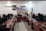 برگزاری دومین نشست تخصصی مسئولین ورزش بانوان در شهرستانهای غرب استان هرمزگان به میزبانی بندرلنگه