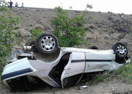 واژگونی پژوپارس یک کشته و ۳ مجروح برجای گذاشت